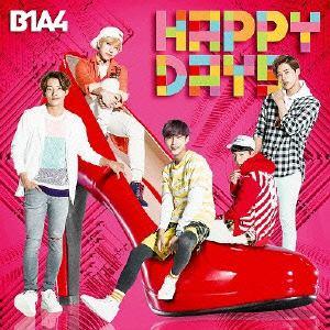 <CD> B1A4 / HAPPY DAYS(初回限定盤B)(DVD付)