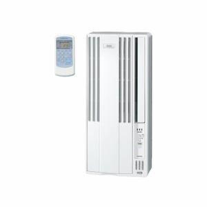 コロナ CW-FA1619-WS 窓用エアコン(冷房専用・4~7畳用) シェルホワイト