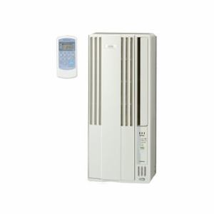 コロナ CW-FA1819-W 窓用エアコン(冷房専用・4.5~8畳用) シティホワイト