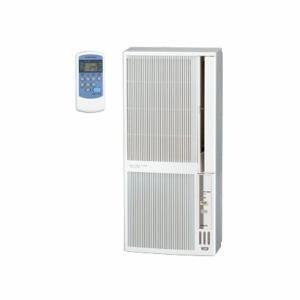 コロナ CWH-A1819-WS 窓用エアコン(冷暖房兼用・4.5~7畳用) シェルホワイト