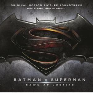 【CD】「バットマン vs スーパーマン ジャスティスの誕生」オリジナル・サウンドトラック
