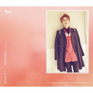 <CD> Block B / Toy(Japanese Version)(PARK KYUNG Edition)(初回限定盤)(DVD付)