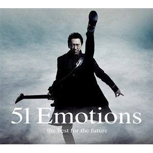 <CD> 布袋寅泰 / 51 Emotions -the best for the future- (初回限定盤)(DVD付)