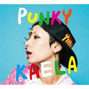 <CD> 木村カエラ / PUNKY(初回限定盤)(DVD付)