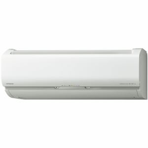 日立 RAS-S36L W エアコン 白くまくん Sシリーズ (12畳用) スターホワイト