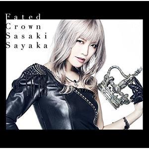 <CD> 佐咲紗花 / Fated Crown(初回限定盤)(DVD付)