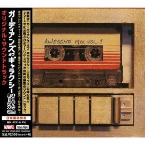 <CD> ガーディアンズ・オブ・ギャラクシー:オーサム・ミックス Vol.1