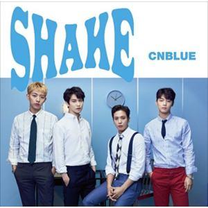 <CD> CNBLUE / SHAKE(初回限定盤A)(DVD付)