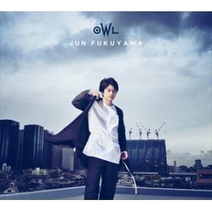 <CD> 福山潤 / OWL(初回限定盤)(DVD付)