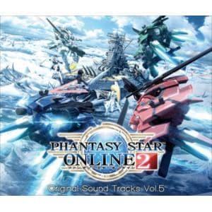 <CD> ファンタシースターオンライン2 オリジナルサウンドトラック Vol.5