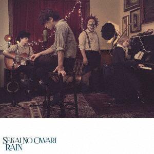 <CD> SEKAI NO OWARI / RAIN(通常盤)