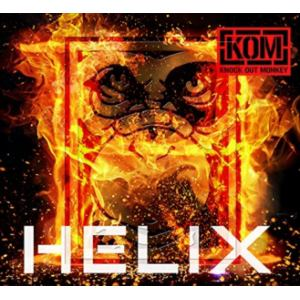 <CD> KNOCK OUT MONKEY / HELIX(初回限定盤)(DVD付)