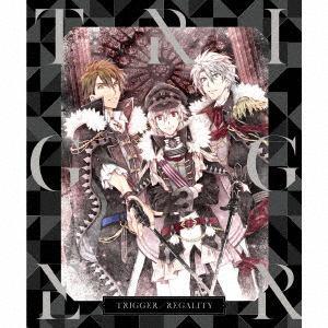 <CD> TRIGGER / アプリゲーム『アイドリッシュセブン』TRIGGER 1stフルアルバム「REGALITY」(豪華盤)(完全生産限定)