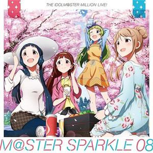 【CD】 THE IDOLM@STER MILLION LIVE! M@STER SPARKLE 08