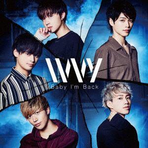 <CD> IVVY / Baby I'm Back(Bタイプ)