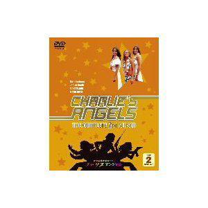 【DVD】地上最強の美女たち チャーリーズ・エンジェル コンプリート2ndシーズン セット2