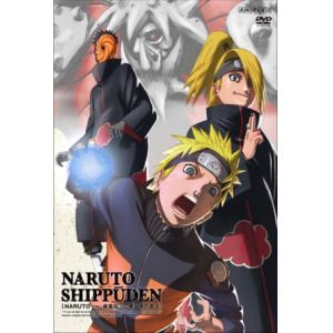 <DVD> NARUTO-ナルト- 疾風伝 三尾出現の章 6