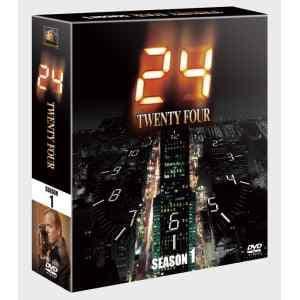 <DVD> 24-TWENTY FOUR-シーズン1 SEASONSコンパクト・ボックス