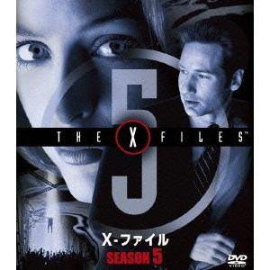 X-ファイル シーズン5 SEASONSコンパクト・ボックス 【DVD】 / デイヴィッド・ドゥカヴニー