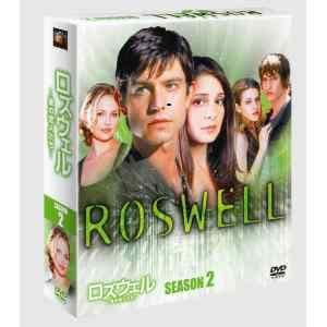 <DVD> ロズウェル-星の恋人たち-シーズン2 SEASONSコンパクト・ボックス