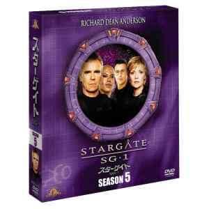 <DVD> スターゲイト SG-1 シーズン5 SEASONSコンパクト・ボックス