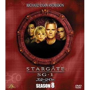 スターゲイト SG-1 シーズン8 SEASONSコンパクト・ボックス 【DVD】 / リチャード・ディーン・アンダーソン