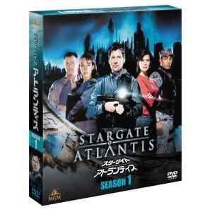 <DVD> スターゲイト:アトランティス シーズン1 SEASONSコンパクト・ボックス