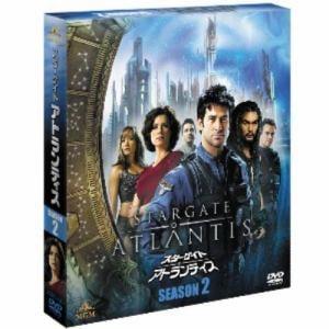 <DVD> スターゲイト:アトランティス シーズン2 SEASONSコンパクト・ボックス