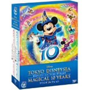 東京ディズニーシー マジカル 10 YEARS グランドコレクション 【DVD】 / ディズニー