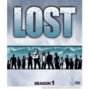 <DVD> LOST シーズン1 コンパクトBOX  / マシュー・フォックス