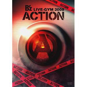 【DVD】 B´z / B´z LIVE-GYM 2008-ACTION-