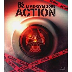 【BLU-R】 B´z / B´z LIVE-GYM 2008-ACTION-