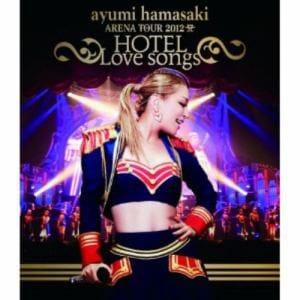 <BLU-R> 浜崎あゆみ / ayumi hamasaki ARENA TOUR 2012 A~HOTEL Love songs~
