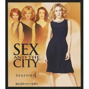 【DVD】Sex and the City Season4 トク選BOX