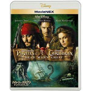 <BLU-R> パイレーツ・オブ・カリビアン/デッドマンズ・チェスト MovieNEX ブルーレイ+DVDセット