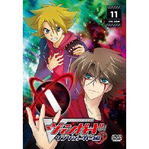 <DVD> カードファイト!! ヴァンガード リンクジョーカー編(11)