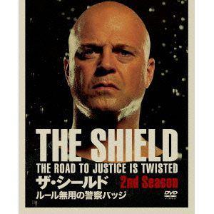 【DVD】 ザ・シールド ルール無用の警察バッジ 2ndシーズン ソフトシェルDVD-BOX