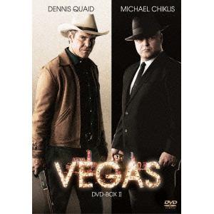 【DVD】 VEGAS DVD-BOX Ⅱ