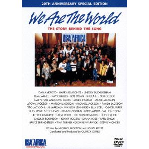 【DVD】 U.S.A.For Africa / We Are The World 20th ANNIVERSARY SPECIAL EDITION