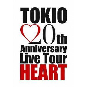 【入荷日未定】<DVD> TOKIO / TOKIO 20th Anniversary Live Tour HEART