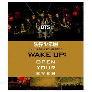 <BLU-R> 防弾少年団 / 1st JAPAN TOUR 2015「WAKE UP:OPEN YOUR EYES」