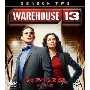 <DVD> ウェアハウス13 シーズン2 バリューパック