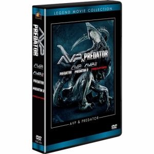 <DVD> AVP&プレデター DVDコレクション