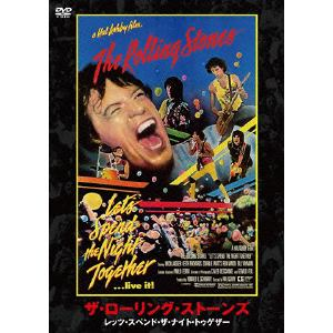 <DVD> ローリング・ストーンズ / ザ・ローリング・ストーンズ/レッツ・スペンド・ザ・ナイト・トゥゲザー