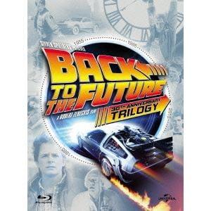 <BLU-R> バック・トゥ・ザ・フューチャー トリロジー 30thアニバーサリー・デラックス・エディション ブルーレイBOX