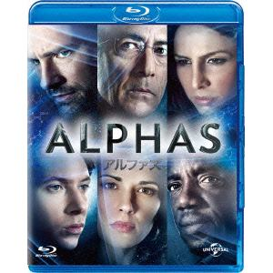 <BLU-R> ALPHAS/アルファズ シーズン1 ブルーレイ バリューパック