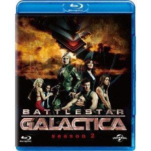 <BLU-R> GALACTICA/ギャラクティカ シーズン2 ブルーレイ バリューパック