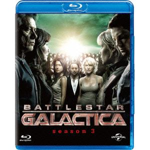 <BLU-R> GALACTICA/ギャラクティカ シーズン3 ブルーレイ バリューパック