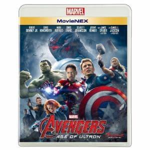 <BLU-R> アベンジャーズ/エイジ・オブ・ウルトロン MovieNEX ブルーレイ+DVDセット