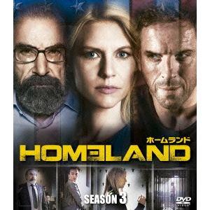 【DVD】 HOMELAND ホームランド シーズン3 SEASONS コンパクト・ボックス